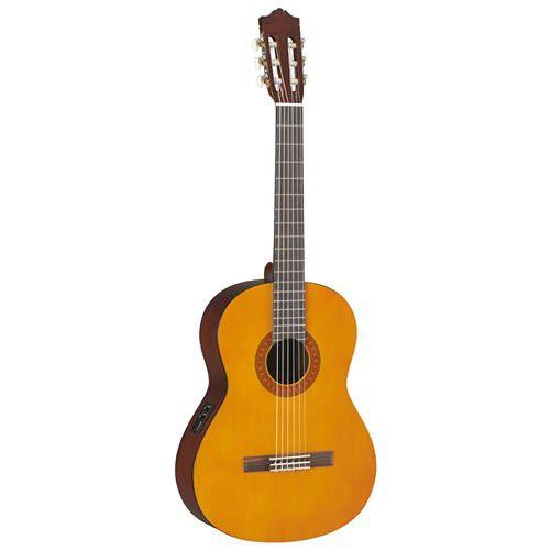 Violão Yamaha Cx-40 Eletroacústico  - Luggi Instrumentos Musicais