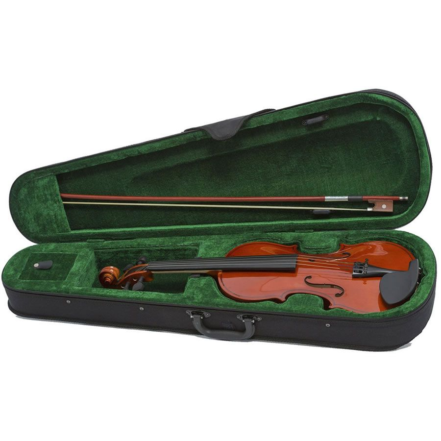 Violino 1/2 Giannini GIV - Com Arco  - Luggi Instrumentos Musicais