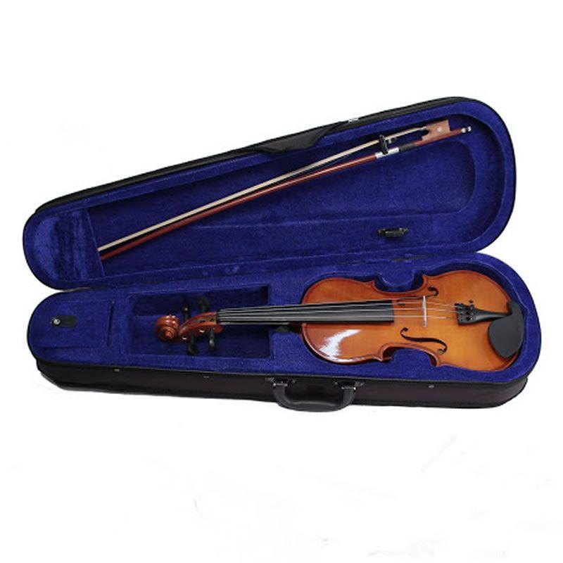 Violino 1/8 Schieffer Schv1/8-001 Brilhante  - Luggi Instrumentos Musicais