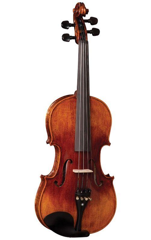Violino 4/4 Eagle Vk644 Envelhecido - Com Estojo, Arco e Breu   - Luggi Instrumentos Musicais