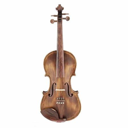 Violino 4/4 Nhureson Alegreto  - Luggi Instrumentos Musicais
