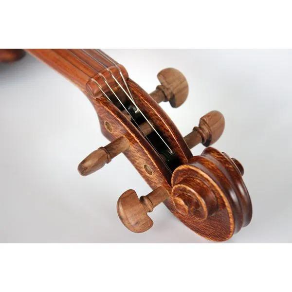Violino 4/4 Nhureson Alegretto Fosco  - Luggi Instrumentos Musicais