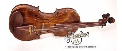 Violino 4/4 Nhureson Nhiv Allegro  - Luggi Instrumentos Musicais