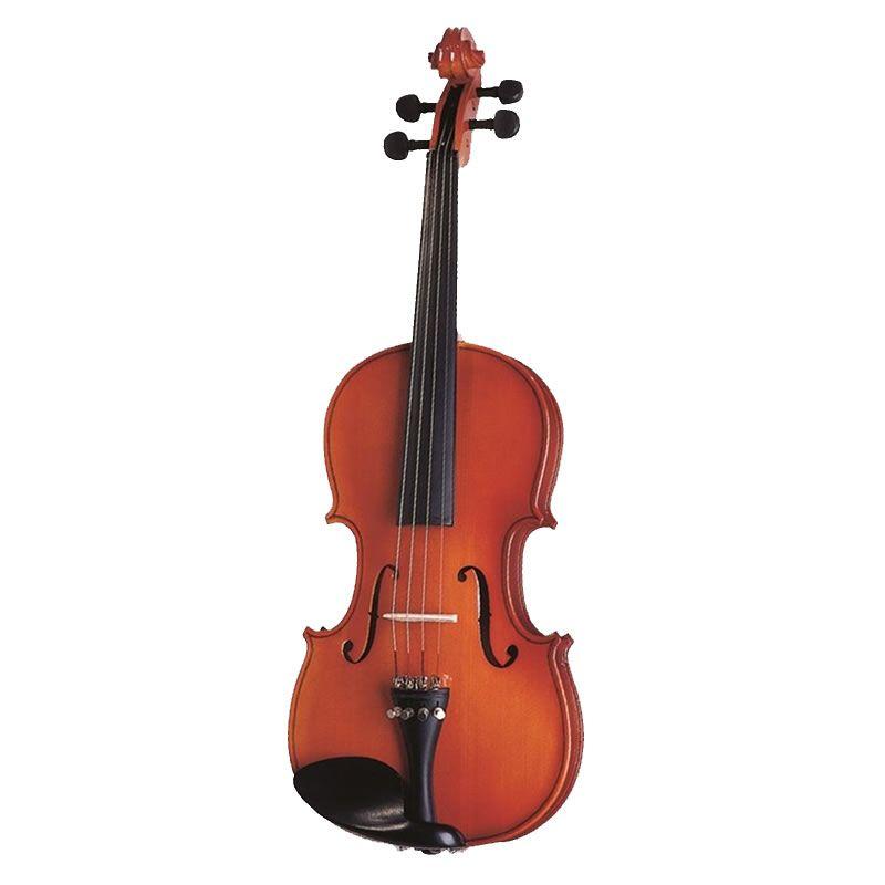 Violino Michael 1/8 Vnm08 - Com Estojo, Arco e Breu   - Luggi Instrumentos Musicais