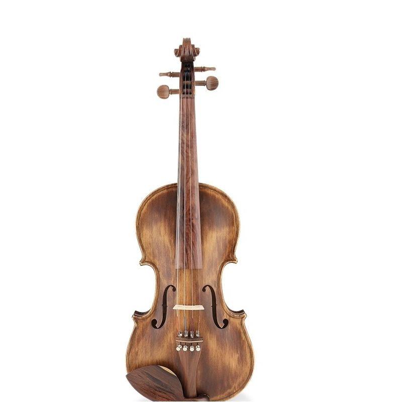 Violino Nhureson 4/4 Alegretto - Com Estojo, Arco e Breu   - Luggi Instrumentos Musicais