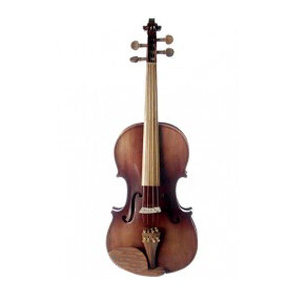 Violino Nhureson 4/4 Evfc Madeira Exposta  - Luggi Instrumentos Musicais