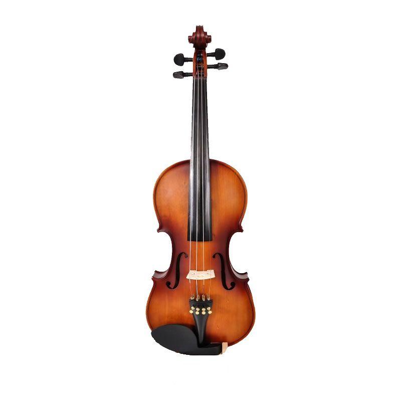 Violino Nhureson 4/4 Nhiv Estudo - Com Estojo, Arco e Breu   - Luggi Instrumentos Musicais