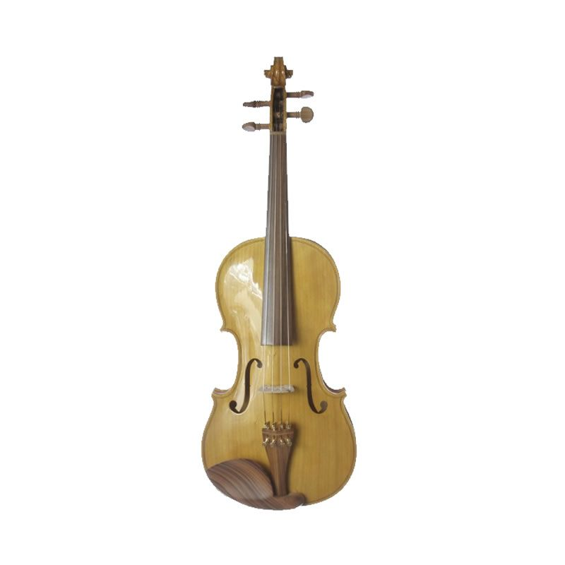 Violino Nhureson 4/4 Oc Ouro Madeira Exposta - Com Estojo, Arco e Breu  - Luggi Instrumentos Musicais