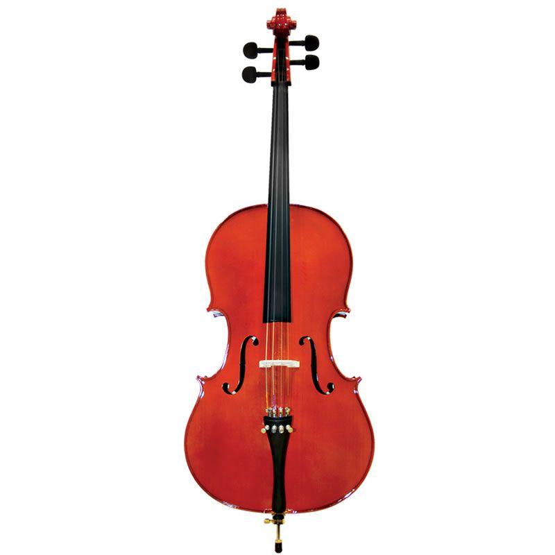 Violoncelo Michael 3/4 Vom30  - Luggi Instrumentos Musicais