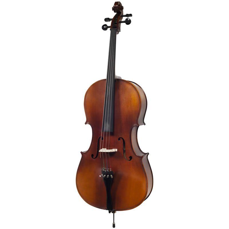Violoncelo Michael 4/4 Vom140  - Luggi Instrumentos Musicais
