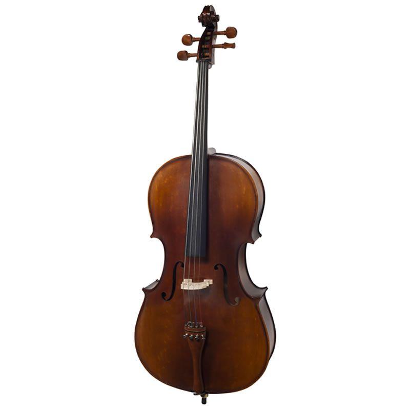 Violoncelo Michael 4/4 Vom146  - Luggi Instrumentos Musicais