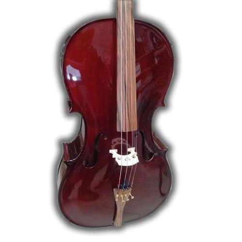 Violoncelo Nhureson 4/4 C Mogno  - Luggi Instrumentos Musicais