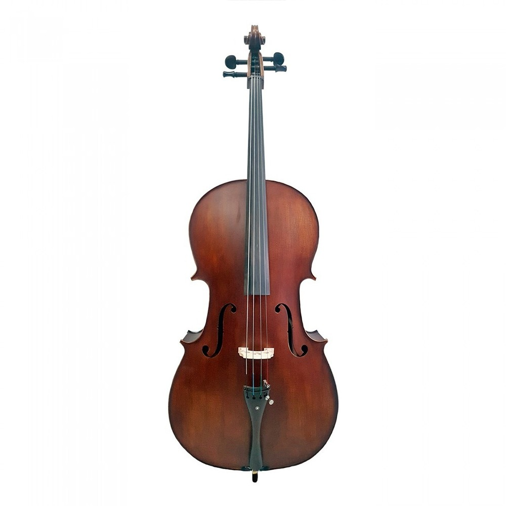 Violoncelo Vivace 4/4 Cst44S Strauss Fosco  - Luggi Instrumentos Musicais