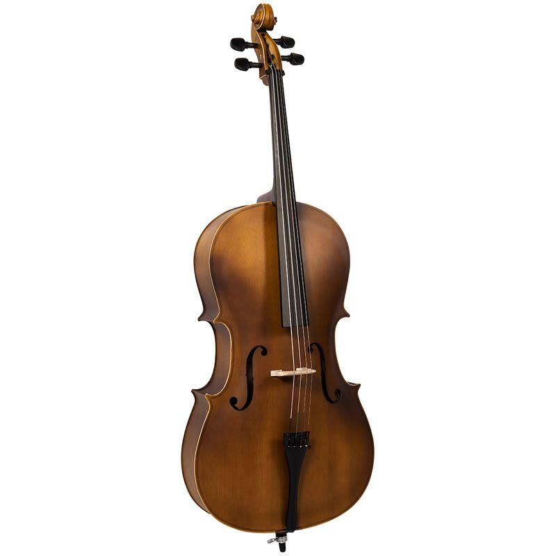 Violoncelo Vogga 4/4 Voc144N  - Luggi Instrumentos Musicais