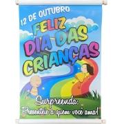 Banner Personalizado dia das Crianças