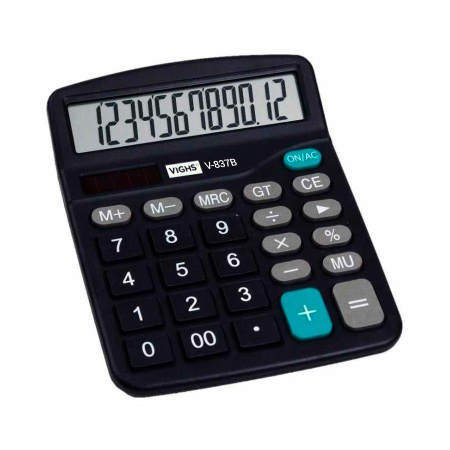 Calculadora XHADAY 837 8 Dígitos