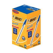 Caneta Azul Esferográfica - Bic - Caixa 50 Unid.