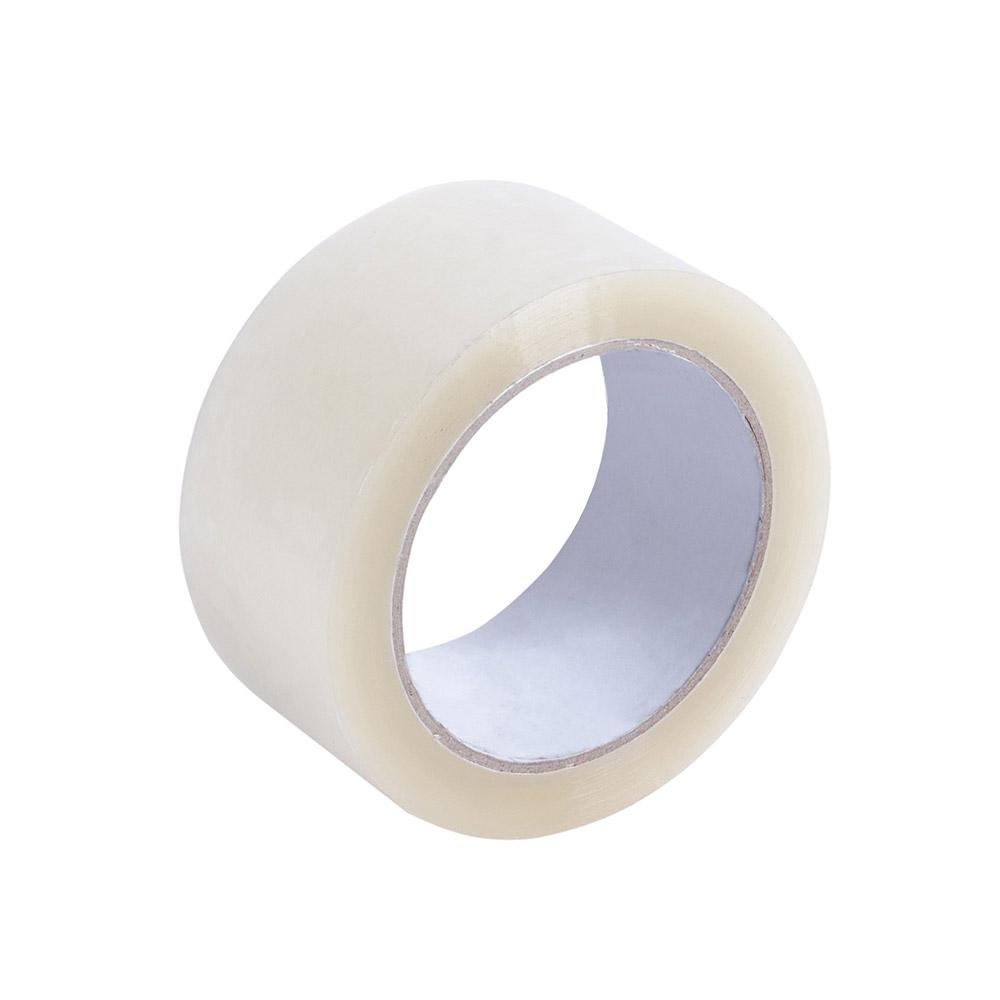 Fita Adesiva Transparente de Pvc - 45mm x 100m  (Pacote 5 unid)