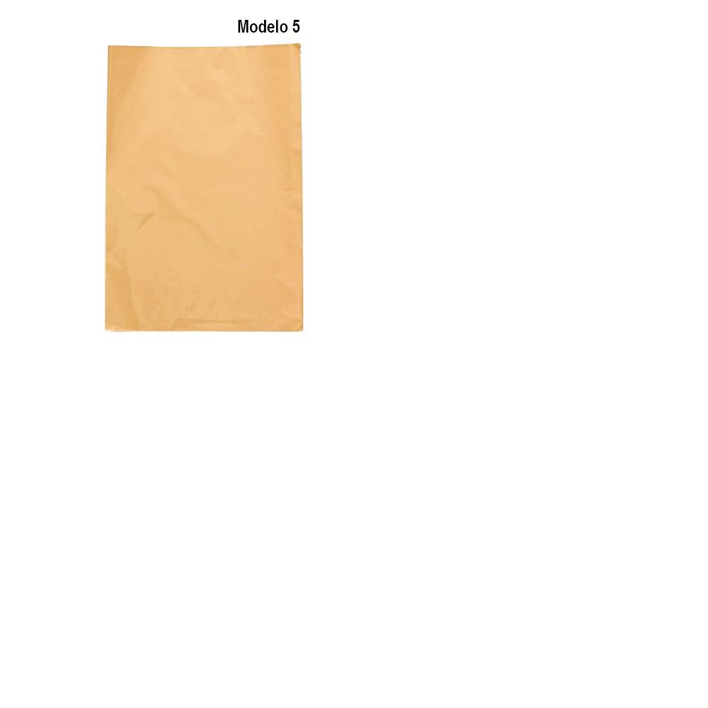 Saco de Presente Metalizado 25x35cm - Infantil Geral 50 unid
