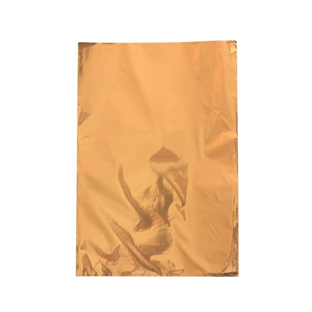 Saco de Presente Metalizado - 30x44cm - Ouro 704(PCT 50 unid)
