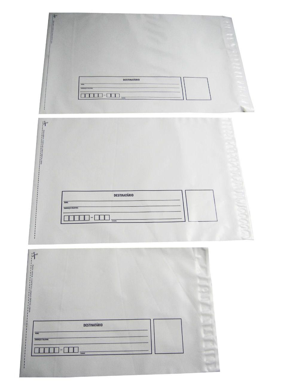 Saco Para Correio (Médio) - 25,5x35,5 cm