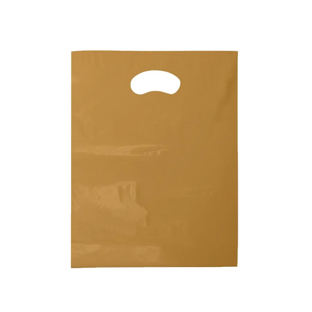 Sacola plástica Boca de Palhaço Lisa - Várias Cores - 36x48  - PCT 500 unidades  (Espessura 08)