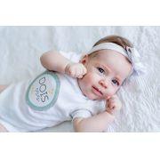 Adesivos Mesversário Bebê Pastel Colorê