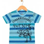 Camiseta Awesome Azul TileeSul