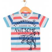 Camiseta Awesome Branca TileeSul