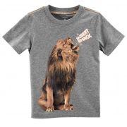 Camiseta Carter's Leão