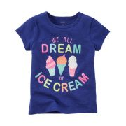 Camiseta Carters Ice Cream