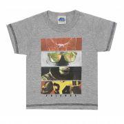 Camiseta Mescla Óculos Bicho Bagunça