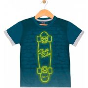 Camiseta Skate Verde TileeSul