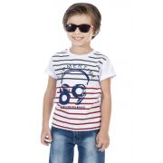 Camiseta Summertime Bicho Bagunça