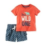 Conjunto Carter's Wild One