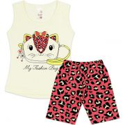 Conjunto Infantil Fashion Analê