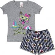 Conjunto Infantil Little Dog Analê