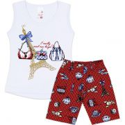 Conjunto Infantil Paris Analê