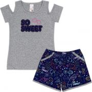 Conjunto Infantil So Sweet Analê