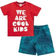 Conjunto Infantil We Are Cool