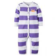 Macacão Pijama Carters Brincar e Dormir Siri
