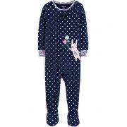 Macacão Pijama Carter's Coelhinha