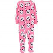 Macacão Pijama Carter's Pink Panda