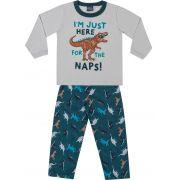 Pijama Naps! Cinza Kiko e Kika
