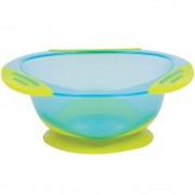 Pratinho Bowl com Ventosa Buba Azul