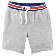 Short Carters Moletom Cinza