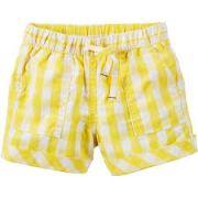 Short Carters Xadrez Amarelo