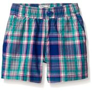 Short The Children's Place  Xadrez Azul e Rosa