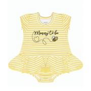 Vestido Body Abelhinha Rovitex Baby