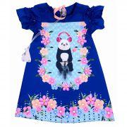 Vestido Estampado Panda